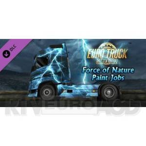 SCS Software Euro Truck Simulator 2 Force of Nature Paint Jobs Pack DLC [kod aktywacyjny] PC klucz Steam