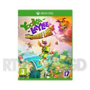 Team17 Yooka-Laylee and the Impossible Lair Xbox One