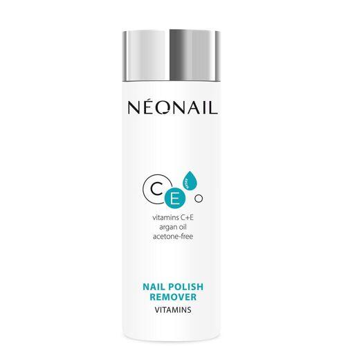 Neonail Zmywacz witaminowy 200 ml - Nail Polish Remover with Vitamins