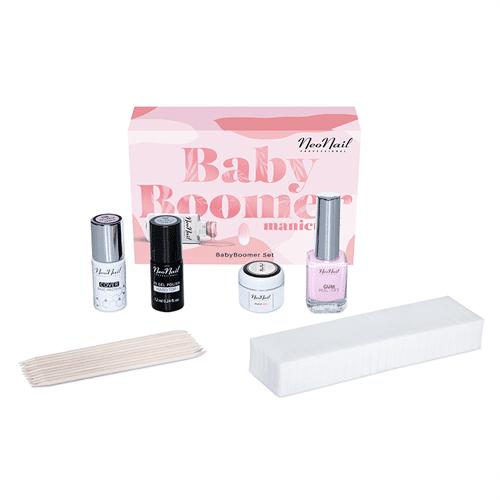 Neonail Zestaw Baby Boomer Set