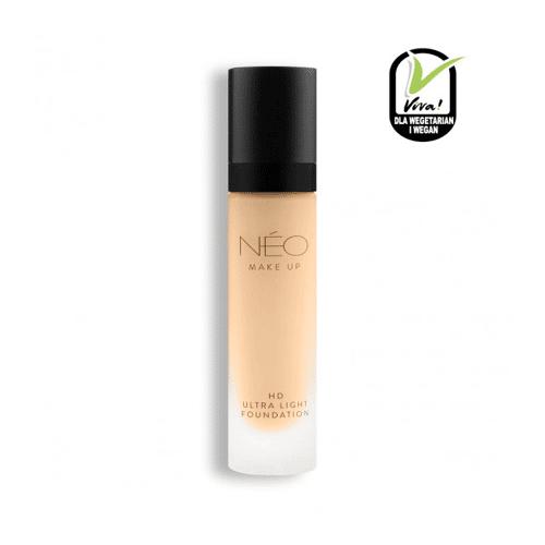 Neonail Ultra Light Foundation 00 Podkład nawilżający HD