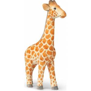 Ferm Living Zabawka Animal żyrafa z drewna