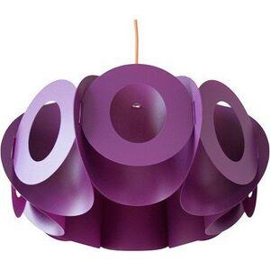 Kafti Lampa Oval fioletowa