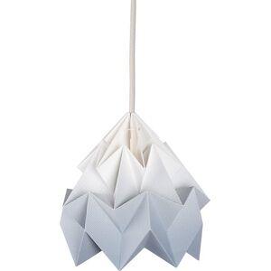 Snowpuppe Lampa Moth gradient szara