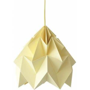 Snowpuppe Lampa Moth XL canary yellow