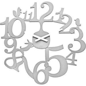 Koziol Zegar ścienny Pi:P biały
