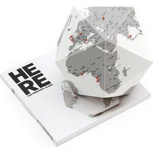 Palomar Dekoracja Here The personal globe Cities L