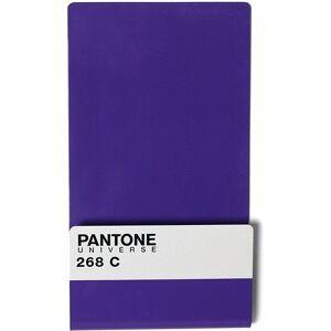 Seletti Półka na magazyny i listy Pantone Wallstore ciemny fiolet