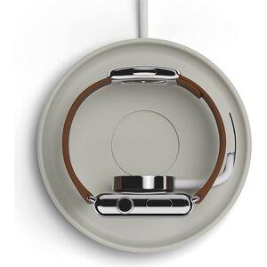 Bluelounge Stojak na zegarek Apple Watch Kosta jasnoszary