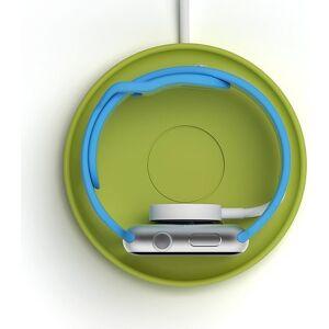 Bluelounge Stojak na zegarek Apple Watch Kosta zielony