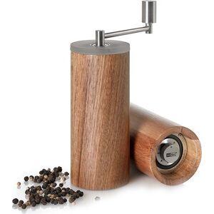 AdHoc Młynek do pieprzu lub soli Progrind drewniany