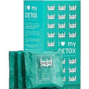 Kusmi Herbata Detox w zestawie prezentowym I love my Detox 24 saszetki