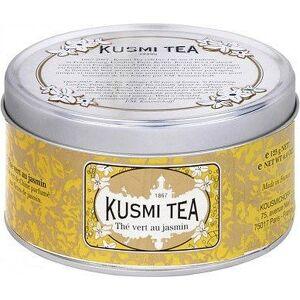 Kusmi Herbata zielona jaśminowa Jasmine Green Tea puszka 125g