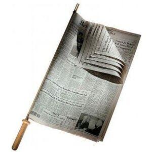 Alessi Uchwyt na gazetę CO1096