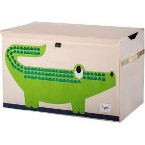 3 sprouts Pudełko zamykane 3 sprouts krokodyl