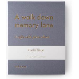 Printworks Album na zdjęcia Printworks A walk down memory lane