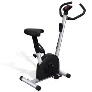 vidaXL Rowerek treningowy z regulowanym siodełkiem