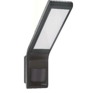 STEINEL Naświetlacz LED antracytowy z czujnikiem ruchu i zmierzchu (ST012052)