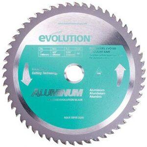 Evolution Power Tools Tarcza widiowa do cięcia aluminium TCT Evolution ALU 180mm 54Z