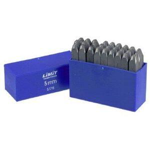 LIMIT Znaczniki literowe A-Z 15 mm STANDARD