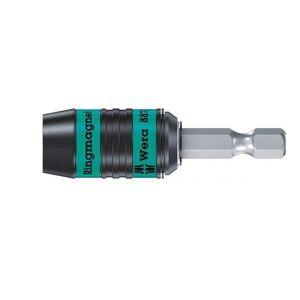 """WERA Uchwyt uniwersalny 1/4""""x89mm Rapidaptor z pierścieniem magnetycznym"""