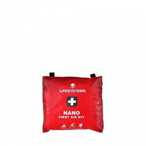 Lifesystems Light & Dry Nano First Aid Kit, Color Red