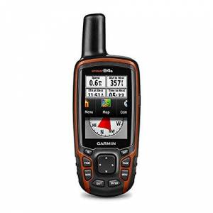 Garmin GPSMAP 64s, Deportes de Exterior, Negro, Unico