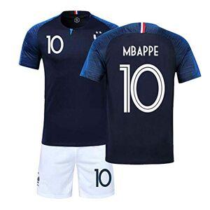 BigSport Selección de fútbol de Francia Kylian Mbappe Talla para Hombre Adulto,M