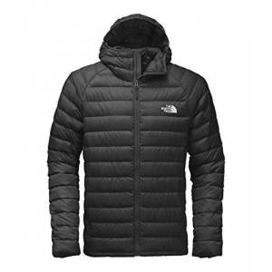The North Face M Trevail Chaqueta con Capucha para Hombre, Negro (TNF Black/TNF Black), XL