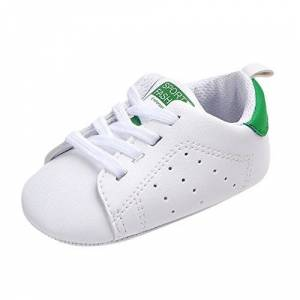 Gusspower-Zapatos de bebé Gusspower Zapatos de Bebé Zapatillas Deportivas para bebés recién Nacidos Primeros Pasos Calzado de Cuero Antideslizante Suave para niños niñas pequeños Infantiles