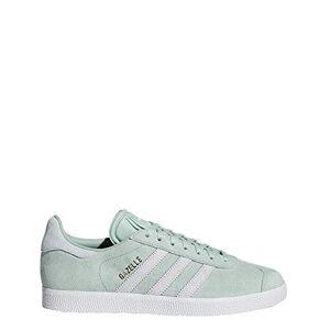 Adidas Gazelle W, Zapatillas de Deporte para Mujer, Verde (Vercen/Ftwbla/Tinazu 000), 36 EU
