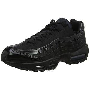 Nike Wmns Air MAX 95, Zapatillas de Gimnasia para Mujer, Negro (Black/Black/Black 010), 36 1/2 EU