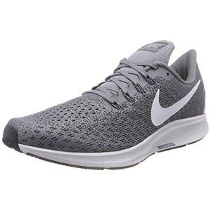 Nike Air Zoom Pegasus 35, Zapatillas de Running para Hombre, Gris (Cool Grey/Pure Platinum-Anthracite 005), 45 EU