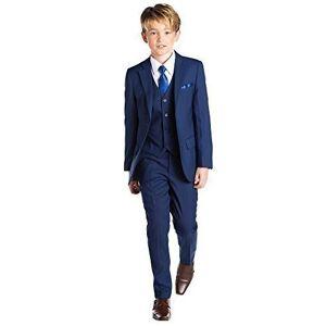 Paisley of London , Nios Azul Traje, Graduacin Trajes, Pgina Juegos del Muchacho, 12-18 Meses 13 aos Azul, 7 Years