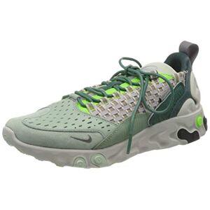 Nike React SERTU, Zapatillas para Correr para Hombre, Faded Spruce Gunsmoke Bicoastal, 44 EU