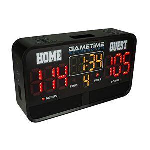 Gametime Technologies Multideporte portátil/Exterior Marcador y Audio Reproductor de Cubierta