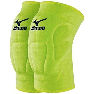 Mizuno VS1 Kneepads Talla XL, Color Amarillo Flúor
