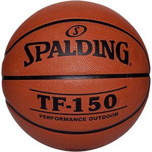 Spalding TF150- Ballon de baloncesto , color naranja, talla 6