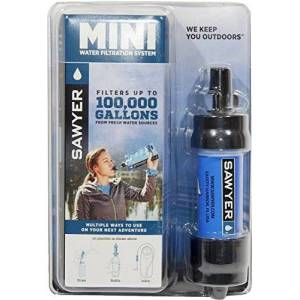 SAWYER Sistema de Filtro Products Mini portátil.