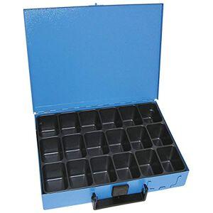 Dresselhaus 8583 - Caja metlica con 18 compartimentos