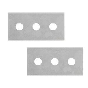 Metaltex 297012 - Juego de 2 Cuchillas para rascador vitrocermica