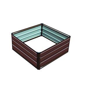 Gardiun KIS12984 - Jardinera Grove Cuber VI 100 x 100 x 38 cm