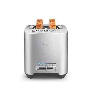 Sage Appliances The Smart 2Toast bahías Tostadora