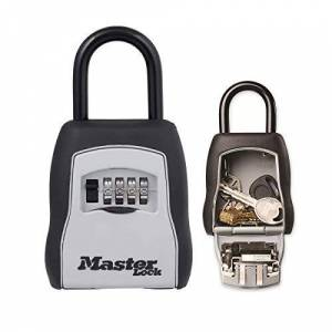 MASTER LOCK Caja fuerte para llaves [Mediana] [Con arco] - 5400EURD - Caja de seguridad