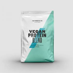 Myprotein Mistura de Proteína Vega - 1kg - Natural Baunilha