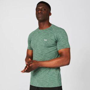 Myprotein Performance T-Shirt - Dark Green Marl - XS