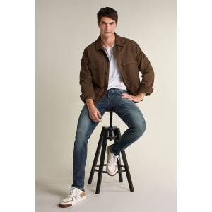 Jeans clash skinny ready to go greencast