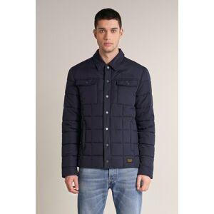 Overshirt de enchimento tipo casaco