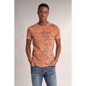 T-shirt com print allover