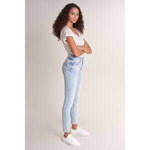 Jeans Push In Secret skinny bleach